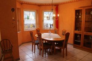 Ferienhaus H1 - Esszimmer