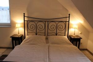 Ferienhaus H1 - Schlafzimmer 2 OG