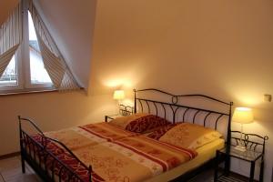 Ferienhaus H1 - Schlafzimmer 4 OG
