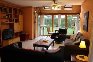 Ferienhaus H1 - Wohnzimmer