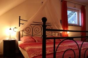 Ferienwohnung W2 - Schlafzimmer 1
