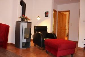 Ferienwohnung W2 - Wohnzimmer
