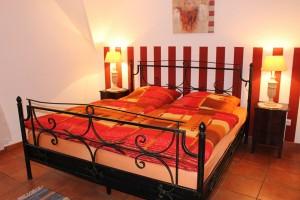Ferienwohnung W3 - Schlafzimmer 1