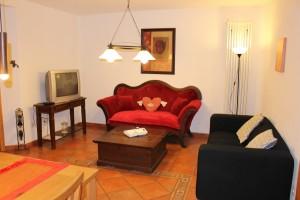 Ferienwohnung W3 - Wohnzimmer