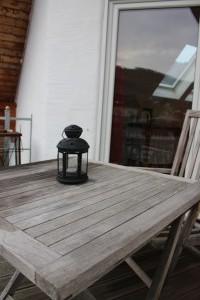 Ferienwohnung W4 - Balkon