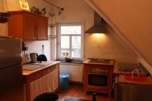 Ferienwohnung W5 - Küche