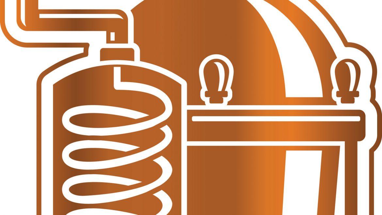 Aufbau Aroma-Destille