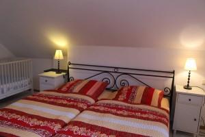 Ferienhaus H1 - Schlafzimmer 3 OG