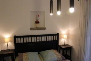 Ferienhaus H1 - Schlafzimmer EG