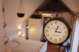 Ferienwohnung Ü1 - Schlafzimmer