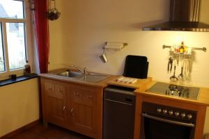 Ferienwohnung W3 - Küche