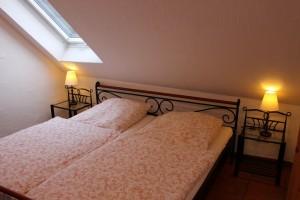 Ferienwohnung W4 - Schlafzimmer