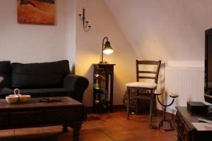 Ferienwohnung W5 - Wohnzimmer