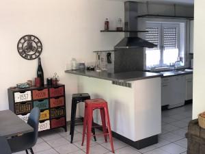 Ferienhaus H1 - Küche